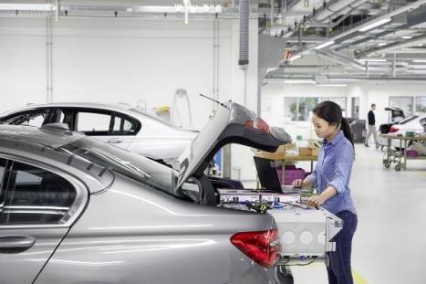 Die BMW Group wurde für nachhaltige Arbeitgeberattraktivität ausgezeichnet (Quelle: BMW)